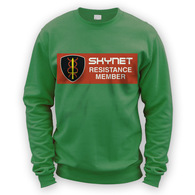 Skynet Resistance Member Sweater