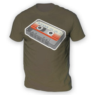 Awesome Mix Vol 1 Mens T-Shirt