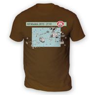 Robot Repair Mens T-Shirt