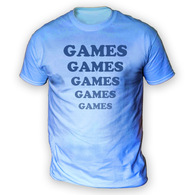 Games Games Games Mens T-Shirt