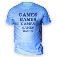 Games Games Games Mens T-Shirt