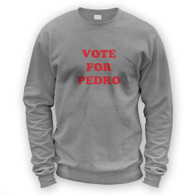 Vote for Pedro Sweater