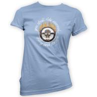 Citadel Skull Logo Womans T-Shirt
