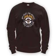 Citadel Skull Logo Sweater
