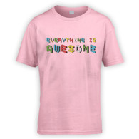 Everything is Awesome Kids T-Shirt
