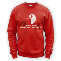 Death Star Construction Crew Sweater