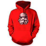 Battle Damaged Helmet Hoodie