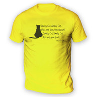 Smelly Cat Mens T-Shirt