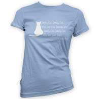 Smelly Cat Womans T-Shirt
