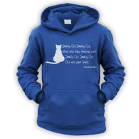 Smelly Cat Kids Hoodie