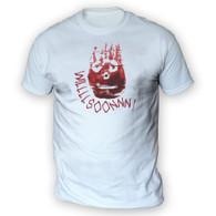 WILLLLSOONNN Mens T-Shirt
