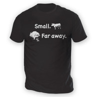 Small Far Away Mens T-Shirt