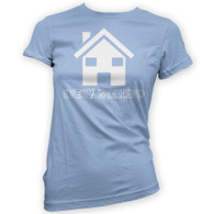 House Every Weekend Womans T-Shirt
