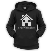 House Every Weekend Kids Hoodie