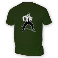 The Brent Crab Dance Mens T-Shirt