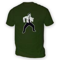 The Dancing Brent Crab Mens T-Shirt