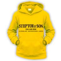 Steptoe and Son Kids Hoodie