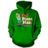 Pizza Man Hoodie