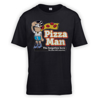 Pizza Man Kids T-Shirt