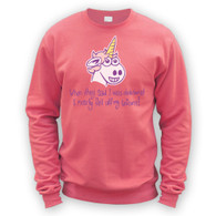 Unicorn Delusion Sweater