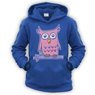 Olivia Owl Kids Hoodie