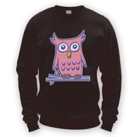 Olivia Owl Sweater