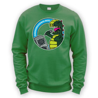 Karaoke Rex Sweater