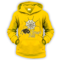 Spider Smart Ass Kids Hoodie