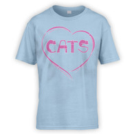 Love Cats Kids T-Shirt