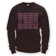 Cats Cats Cats Sweater