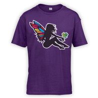 Girl Fairy Kids T-Shirt