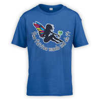 Fairies Made Me Do It II Kids T-Shirt