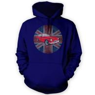 British MGBGT Hoodie