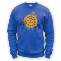 Pizza Percentage Sweater