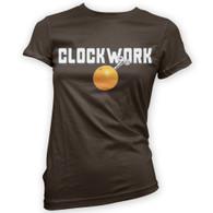 Clockwork Womans T-Shirt