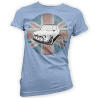 British A-Series Womans T-Shirt
