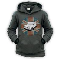 British A-Series Kids Hoodie