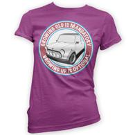Grow Up Optional A-Series Womans T-Shirt