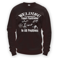 Welding Sweater