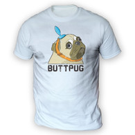 Buttpug Mens T-Shirt