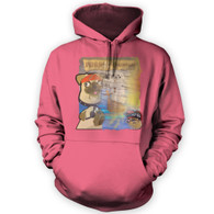 Pugs of the Caribbean Hoodie