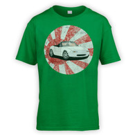 Japanese MX5 Mk1 Kids T-Shirt