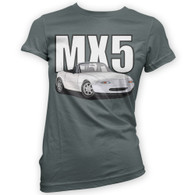 The MX5 Mk1 Womans T-Shirt