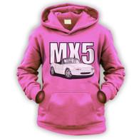 The MX5 Mk1 Kids Hoodie