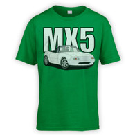 The MX5 Mk1 Kids T-Shirt