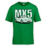 The MX5 Mk1 Kids T-Shirt