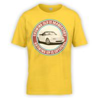 Grow Up Optional MX5 Kids T-Shirt