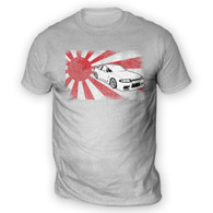 Japanese Skyline R33 Mens T-Shirt