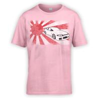 Japanese Skyline R33 Kids T-Shirt