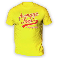 Average Joes Gym Mens T-Shirt